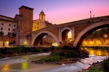Rome, Ponte Fabricio