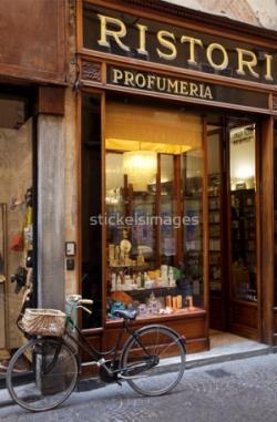 Profumeria Ristori at Lucca