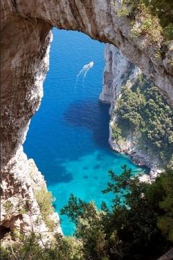 Arco Naturale, Capri