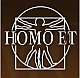 Homo et by Raffaella